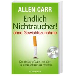 Endlich Nichtraucher ohne Gewichtszunahme - mit Entspannungs-CD